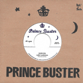 Larry Marshall - Suspicion / Broken Heart (Prince Buster / Rock A Shacka) 7""